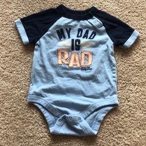 Baby Gap onesie 6-12 Months